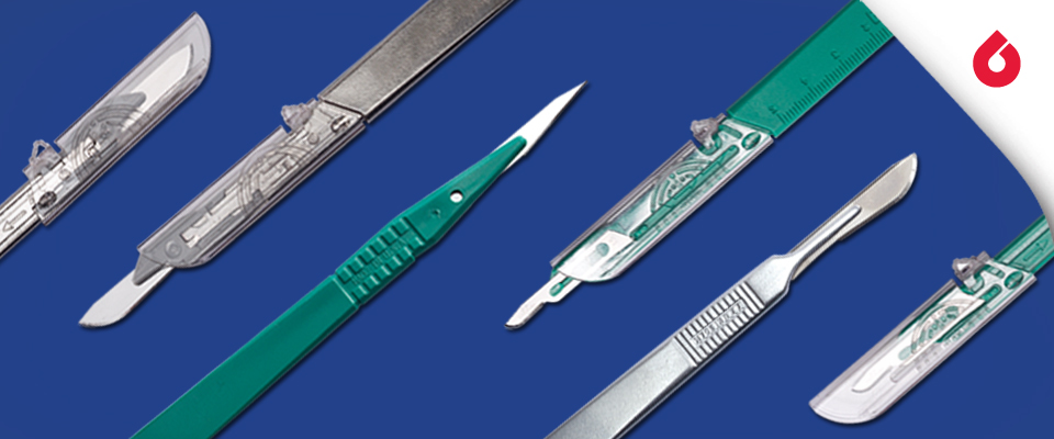 aspen surgical blades and scapels